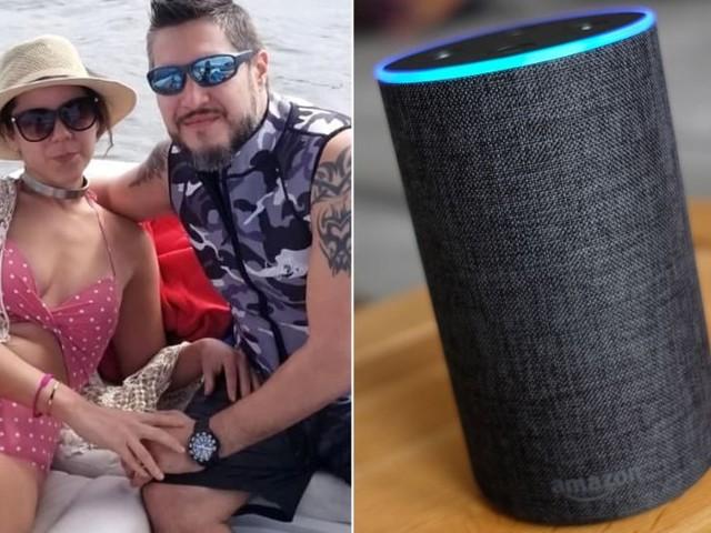 Alexa di Amazon testimone di un omicidio, polizia la usa come prova in tribunale