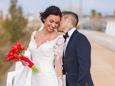 Matrimonio in MotoGP, primo scatto dalla luna di miele (GALLERY)