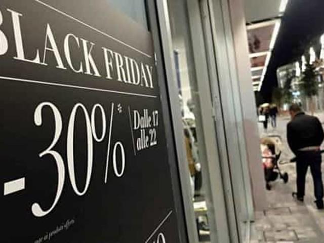 Torna il Black Friday, sconti nei negozi e nei centri commerciali a Catania