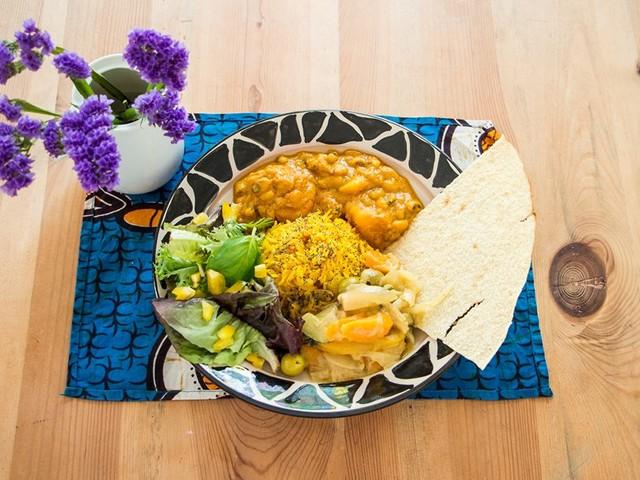 Che buona la cucina italo-africana (con focus vegan) dell'Ataya Caffe di Berlino!