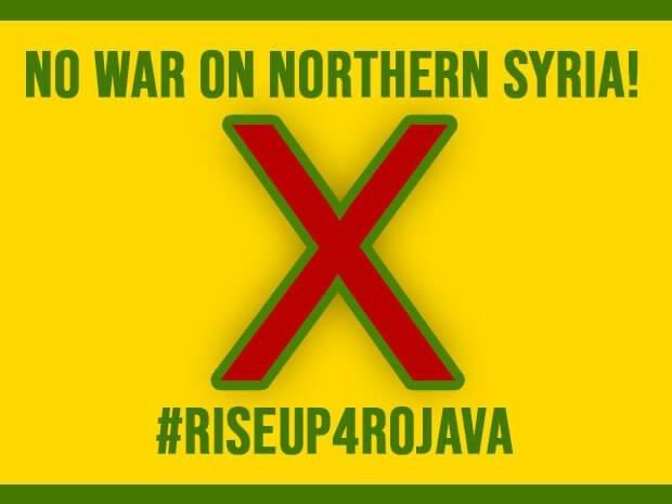 Firenze: in piazza per il Rojava