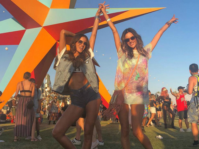 Coachella 2018, i look più belli del primo weekend