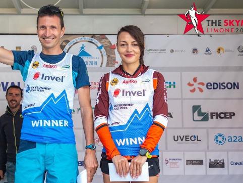 "Antonioli e Dragomir, la coppia ""skymarathon"" dell'estate"