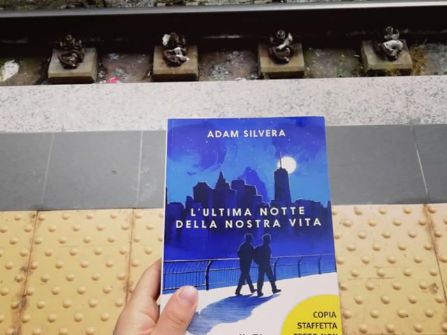 Recensione: L'ultima notte della nostra vita, di Adam Silvera