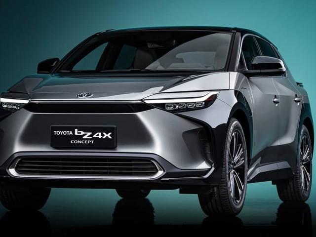 Toyota bZ4X - Capostipite elettrica