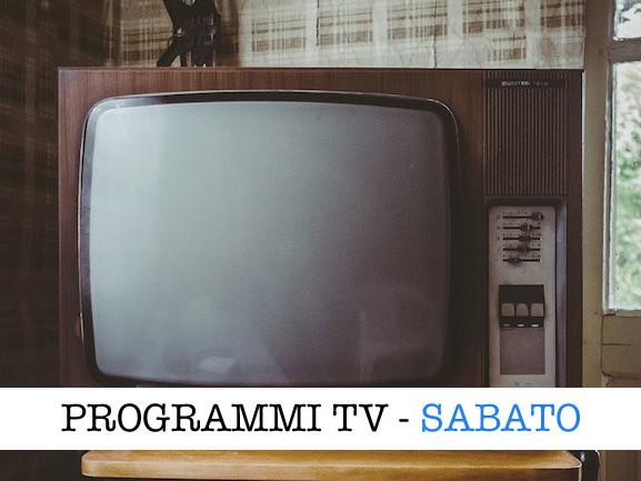 I programmi tv di oggi, 12 ottobre 2019: Italia – Grecia e film