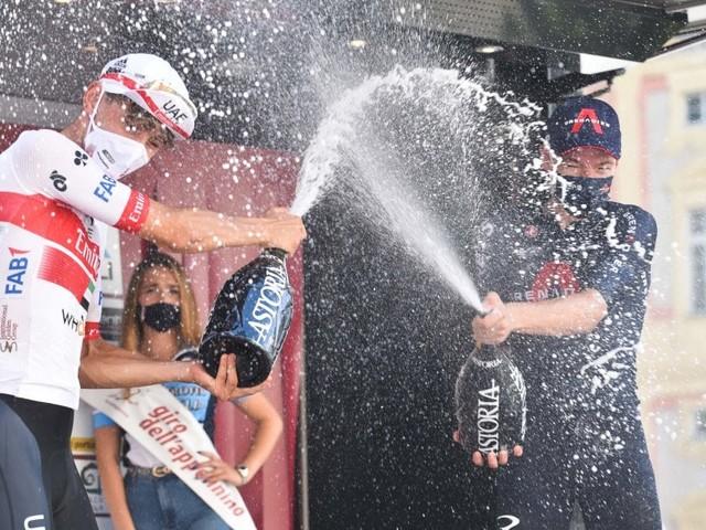 Giro dell'Appennino; vince il britannico Hayter