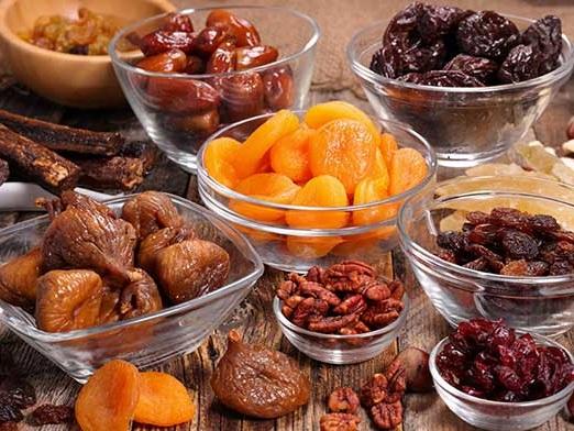 Quali sono i benefici della frutta disidratata