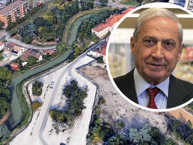 L'asta fallimentare per l'ex Umberto I se l'aggiudica Alì Supermercati