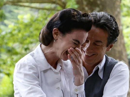 Enrico Piaggio in un film tv di Rai1