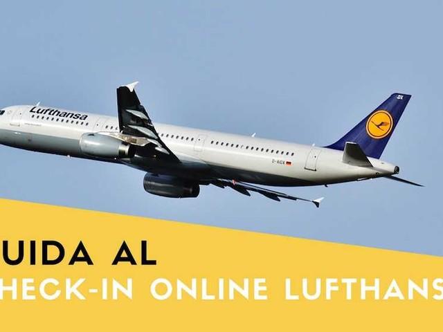 Check-in online Lufthansa: come farlo. Guida completa