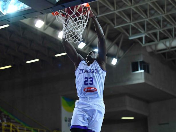 L'ItalBasket affonda il Senegal: 111-54 a Verona