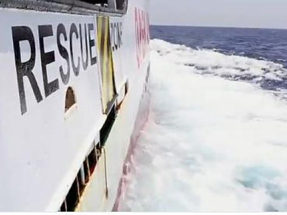 Open Arms: per trasferimento in Spagna Viminale studia ipotesi trasbordo migranti su navi militari