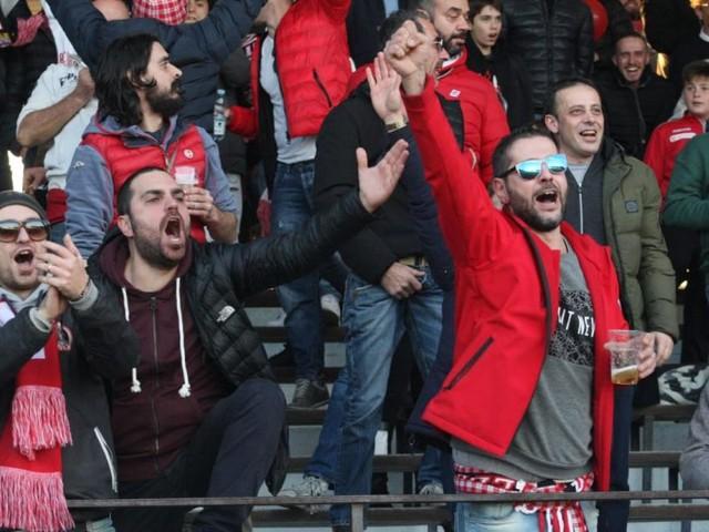 Maceratese-Civitanovese, scintille al triplice fischio: in arrivo denunce per alcuni tifosi