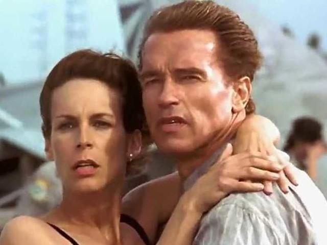 TRUE LIES, RETE 4/ Streaming video del film con Arnold Schwarzenegger (15 agosto)