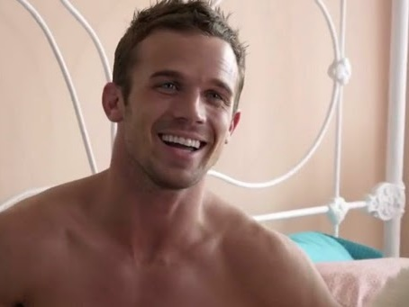 "Cam Gigandet in ""Bad Johnson"""