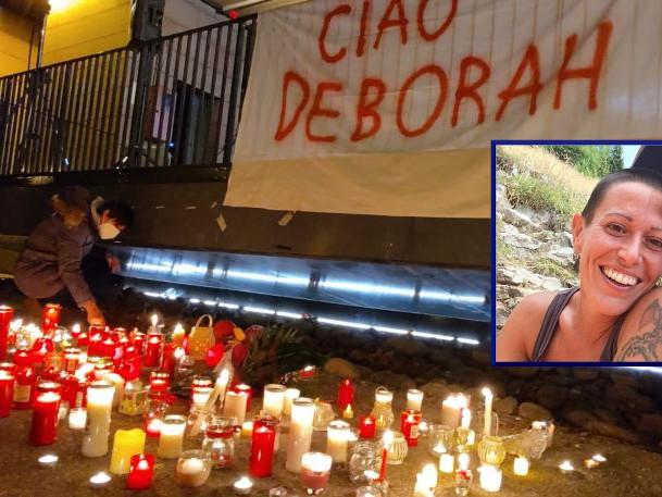 Oggi in piazza a Trento contro la violenza sulle donne ricordando Deborah, uccisa dal marito