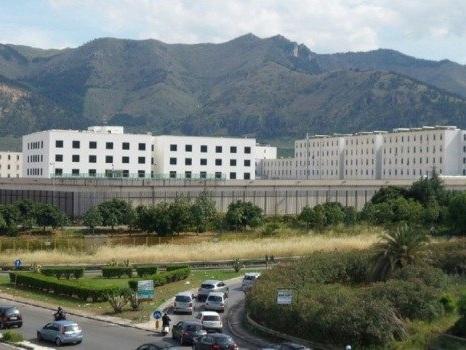 Focolaio di Coronavirus al carcere Pagliarelli di Palermo: positivi 31 detenuti