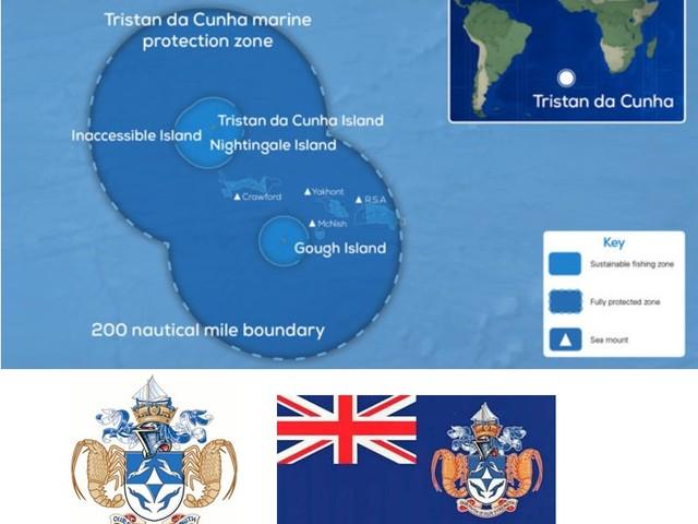 Tristan da Cunha diventa una delle più grandi aree marine protette del mondo