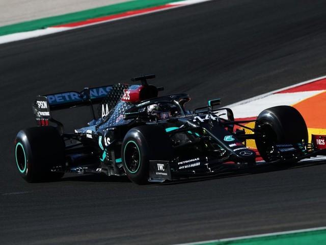 Formula 1: nel GP del Portogallo Hamilton conquista una pole sofferta