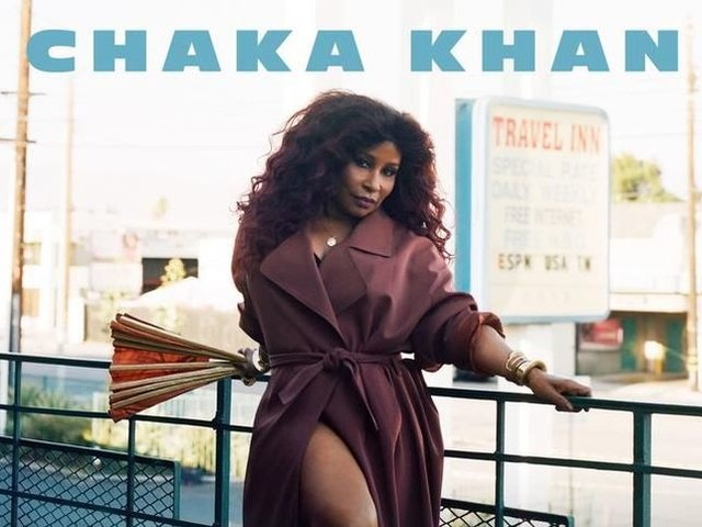 "Chaka Khan - la recensione di ""Hello Happiness"""