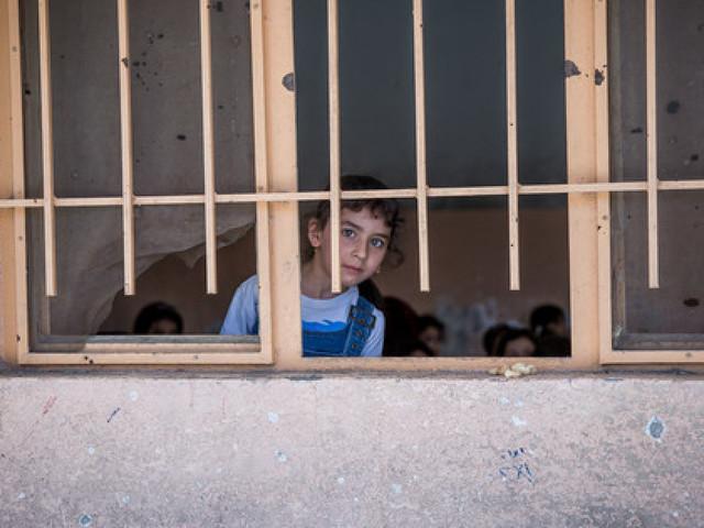 """""""Nowhere to Go"""" e i bambini dell'Iraq in trappola"""