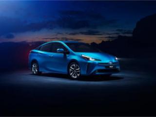 Toyota Prius: presentata a Los Angeles la nuova serie