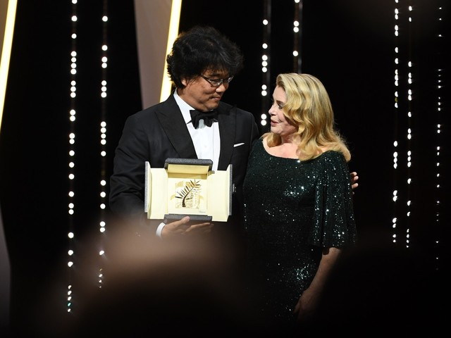 """""""Parasite"""" di Bong Joon-Ho vince la Palma d'Oro del Festival di Cannes"""