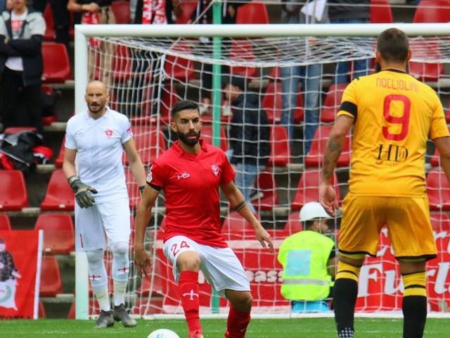 L'Unione perde un tempo e regala un gol al Ravenna: scivolone e beffa al Rocco