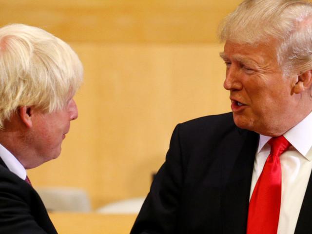 """Trump pronto ad annunciare la decisione sull'accordo nucleare con l'Iran. Il ministro degli Esteri britannico Boris Johnson: """"Non va rottamato"""""""
