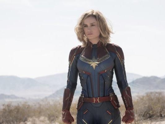 Captain Marvel: è Wonder Woman l'eroina preferita di Brie Larson!