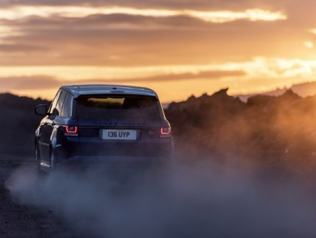Range Rover: rumor sul fuoristrada elettrico