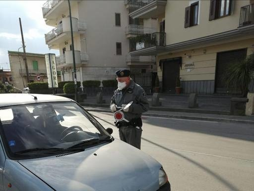 Hinterland Napoli, sindaco di Somma chiede Esercito: «Dobbiamo cinturare e chiudere le strade»