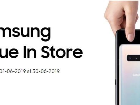 Fino al 30 giugno le valutazioni dei vostri Samsung Galaxy S7, S8 e S9 per avere i nuovi S10