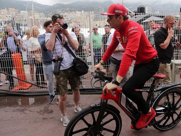 """Leclerc: """"Speriamo che correre in casa valga un secondo"""""""