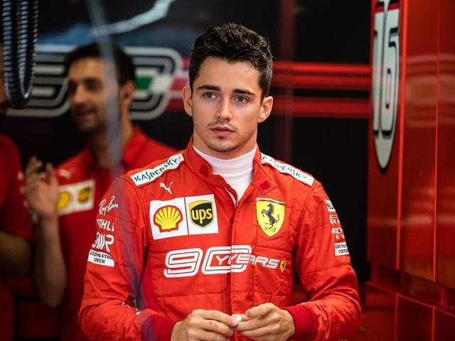 F1, Gp Russia: Leclerc davanti anche nelle terze libere