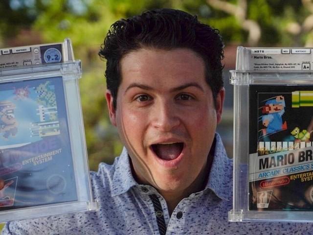 """Oltre 1 milione di dollari per acquistare videogiochi retro rari? L'imponente """"spesa"""" di un dentista americano"""