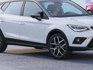 Seat Arona: ecco il baby-SUV catalano