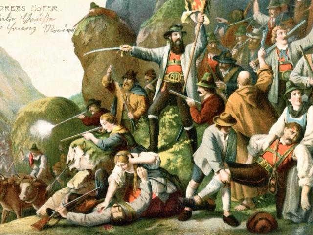 Dalla battaglia del Berg Isel ai falsi di Tolomei