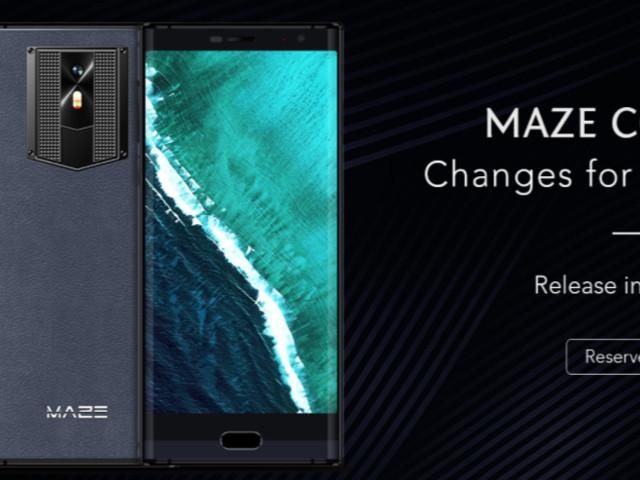 Il Maze Comet è ora disponibile su GearBest: uno smartphone dal design elegante e con display 18:9