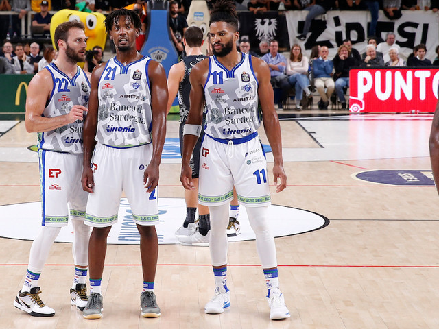 Basket, Champions League 2019-2020: trasferta insidiosa in Turchia per la Dinamo Sassari
