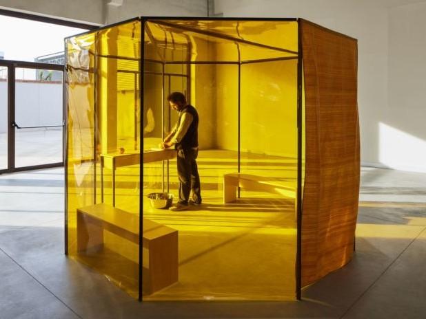 Geometrie interiori. Parola a Daniel Steegmann Mangrané