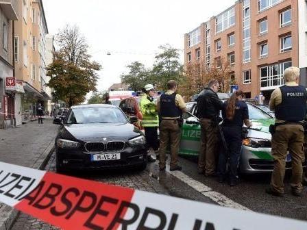 Germania - accoltella passanti a Monaco: ci sono feriti, preso un uomo