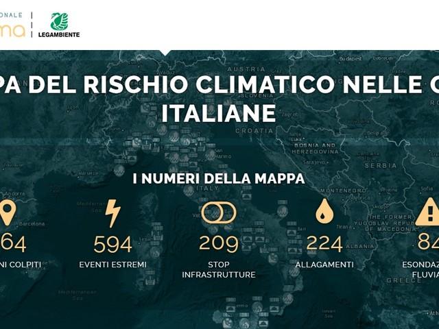 Emergenza clima: più caldo e più eventi estremi. Il bilancio 2019 dell'Osservatorio Cittaclima