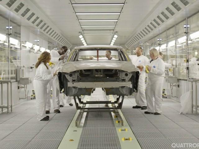 Volvo - La Casa svedese mette radici negli Usa
