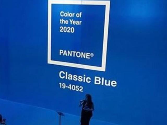 Pantone 2020, il Classic Blue è il colore dell'anno: come abbinarlo