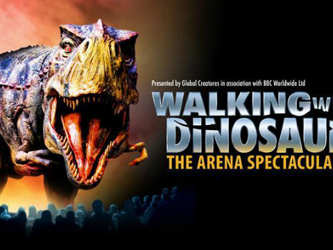 Walking with Dinosaurs – The Arena Spectacular at The O2