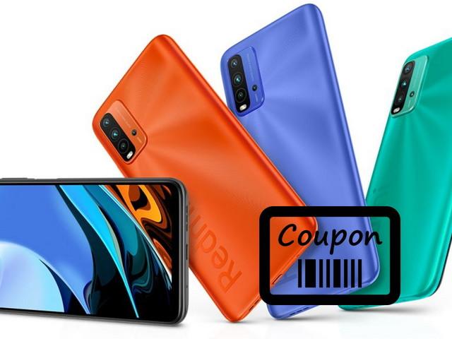 Redmi 9T 4/64GB NFC Globale in offerta coupon prezzo 129 euro spedito: un Poco M3 migliorato!