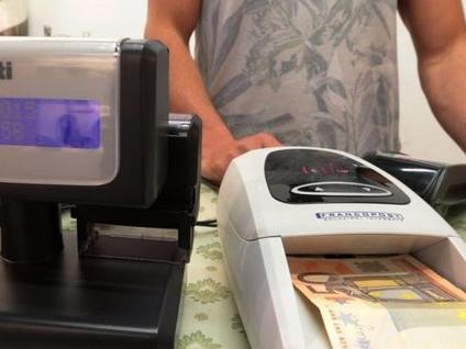Banconote contraffatte. Un altro caso in provincia