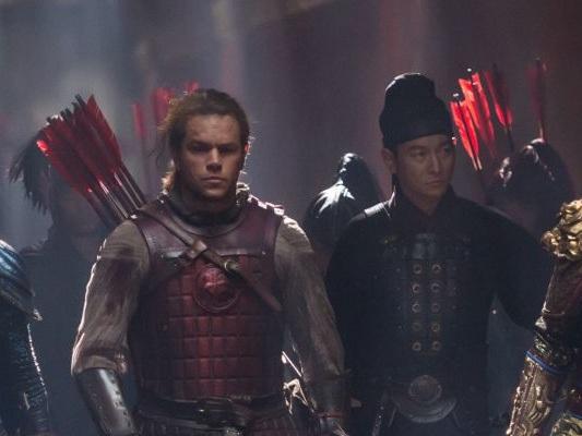 The Great Wall: trama, cast e curiosità del film con Matt Damon